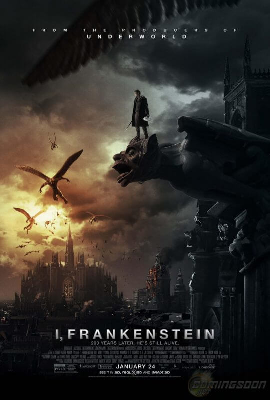 Episode 2: I, Frankenstein