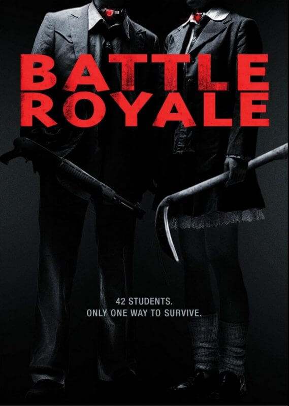 Episode 10: Battle Royale