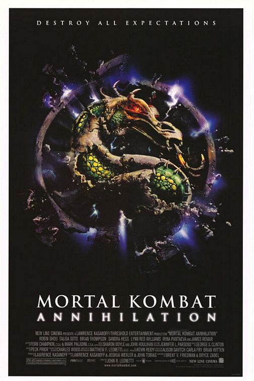 Episode 21: Mortal Kombat: Annihilation