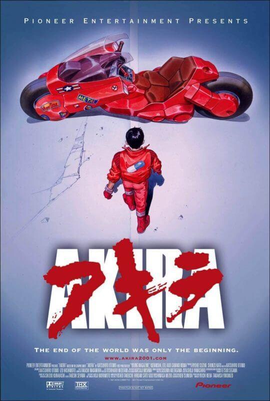 Episode 23: Akira