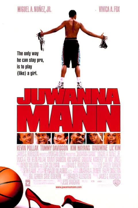 Episode 26: Juwanna Mann