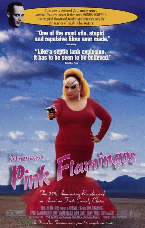 Episode 27: Pink Flamingos