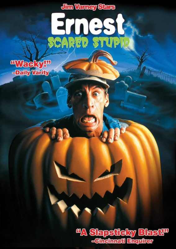 Episode 34: Ernest Scared Stupid
