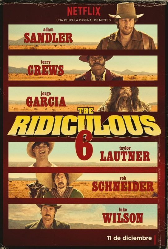 Episode 47: The Ridiculous 6