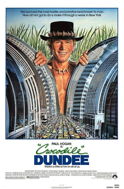 Episode 51: Crocodile Dundee