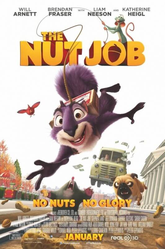 Episode 57: The Nut Job