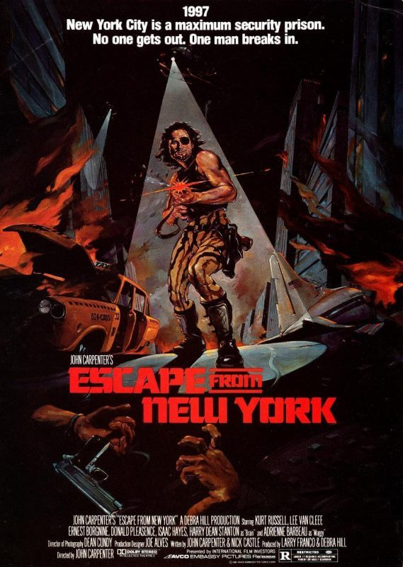 Episode 58: Escape from New York