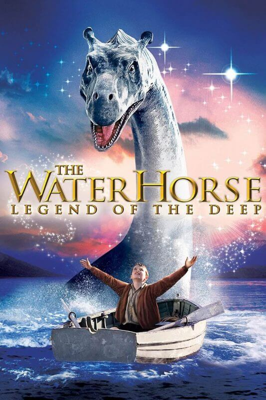 Episode 61: The Water Horse: Legend of the Deep