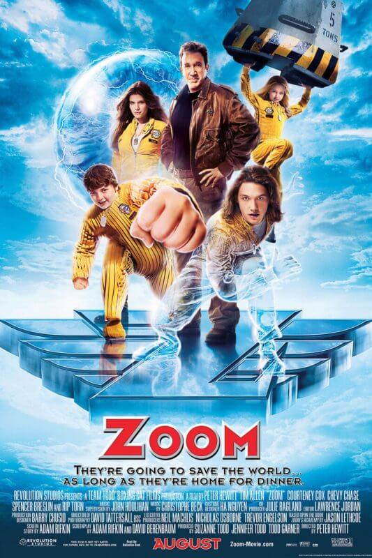 Episode 63: Zoom: Academy for Superheroes