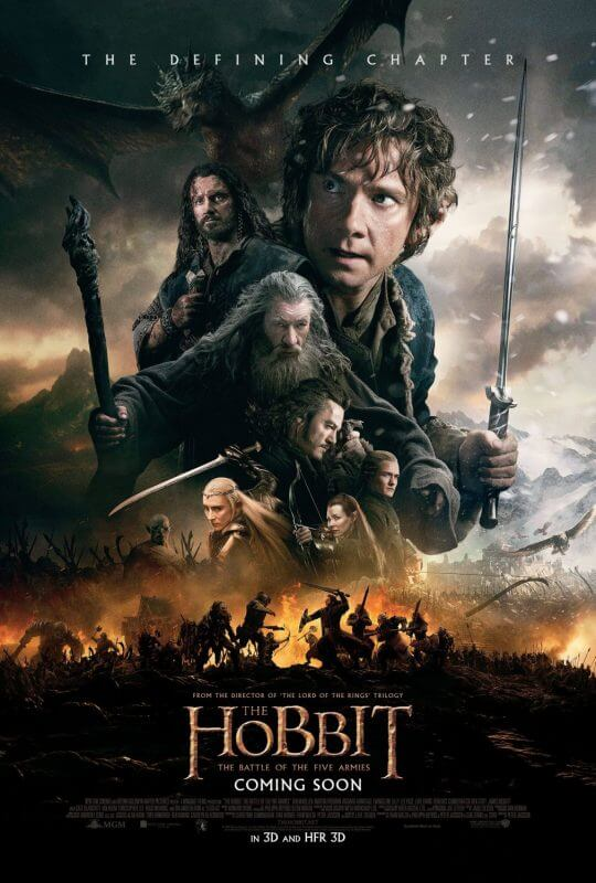 Episode 71: The Hobbit: The Battle of the Five Armies
