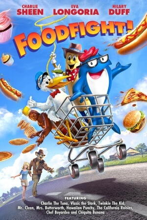 Episode 75: Foodfight!