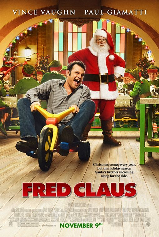 Episode 94: Fred Claus