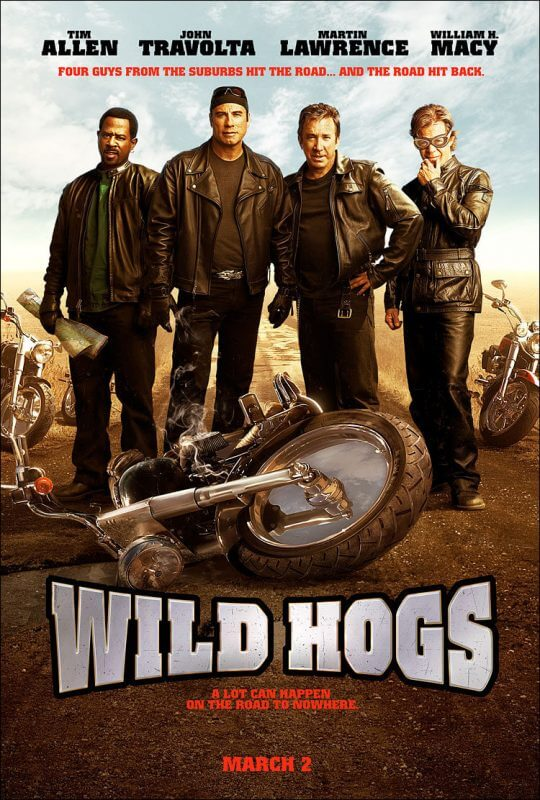 Episode 102: Wild Hogs
