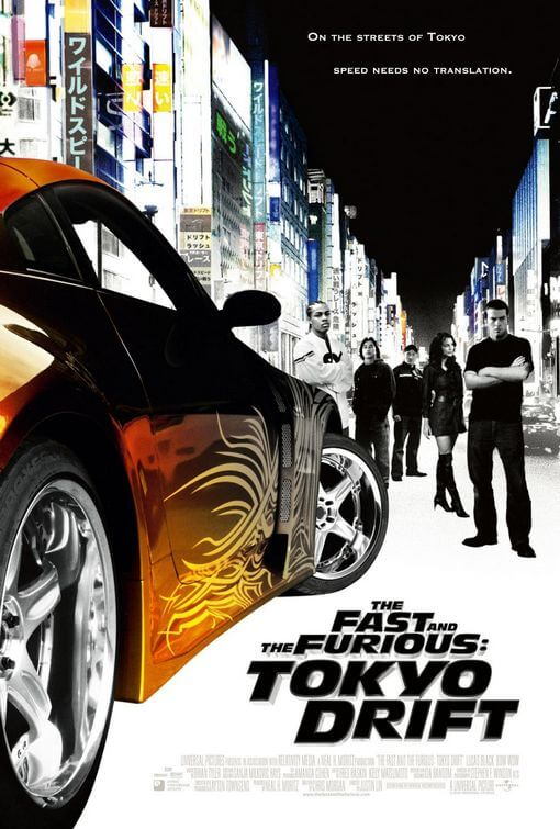 Episode 106: The Fast and the Furious: Tokyo Drift