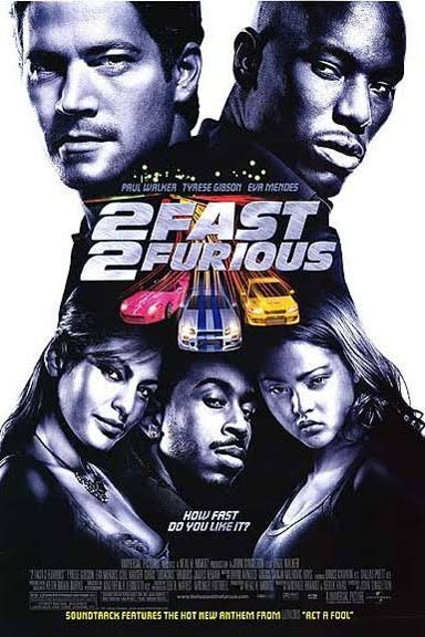 Episode 105: 2 Fast 2 Furious