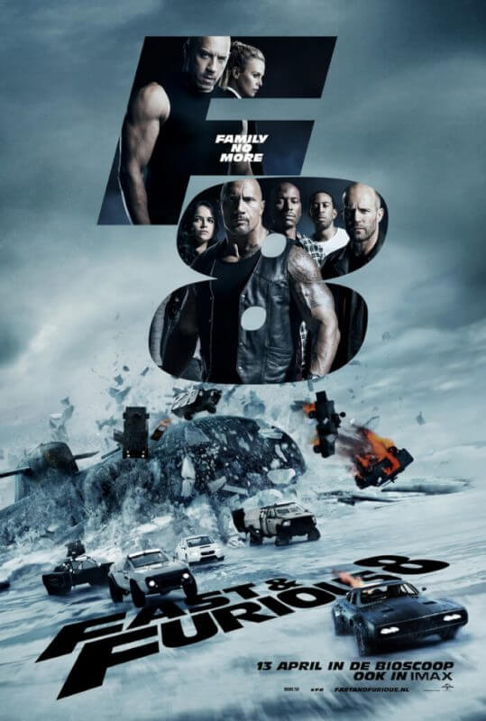 Episode 112: The Fate of the Furious