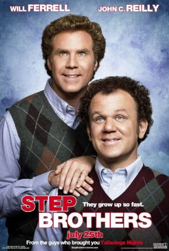 Episode 117: Step Brothers