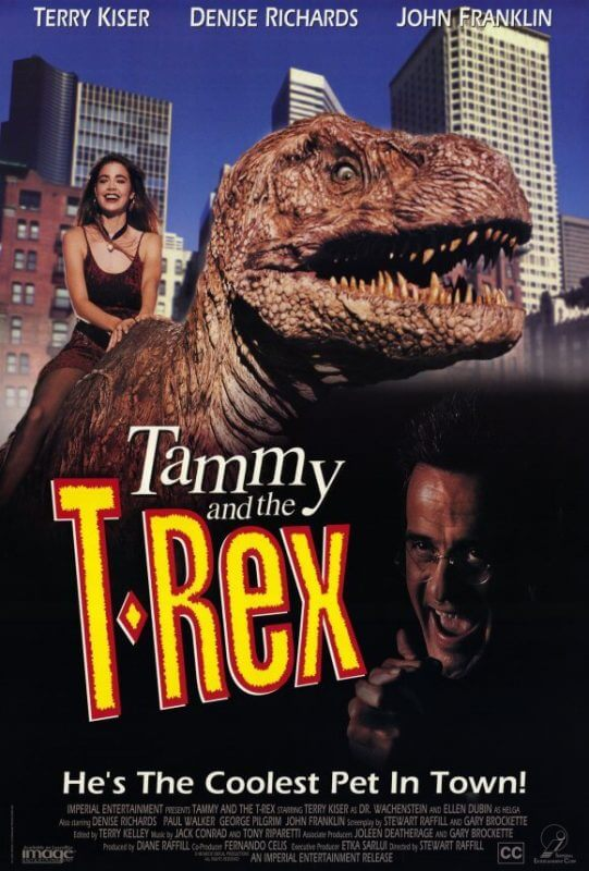 Episode 114: Tammy and the T-Rex