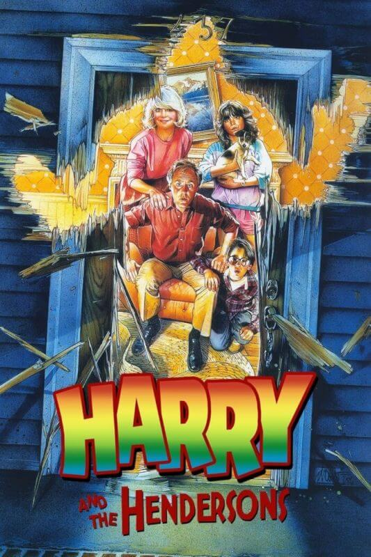 Episode 120: Harry and the Hendersons