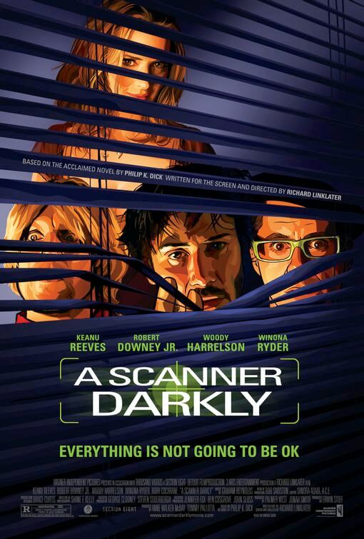Episode 119: A Scanner Darkly