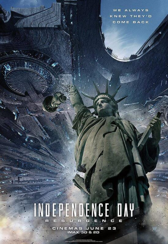 Episode 123: Independence Day 2