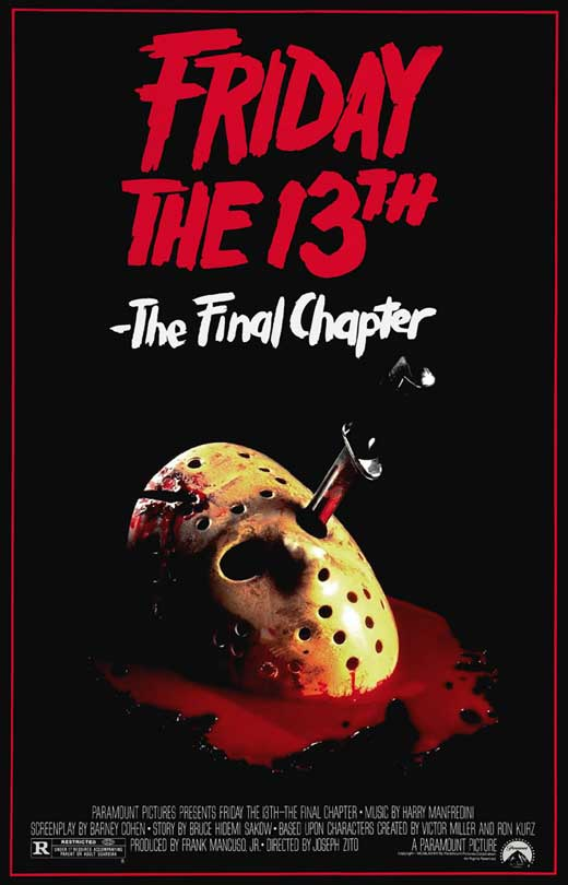 Episode 136: Friday the 13th: The Final Chapter