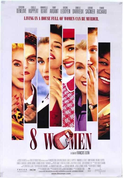 Episode 145: 8 Women