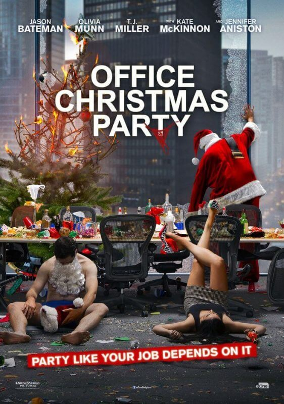 Episode 146: Office Christmas Party