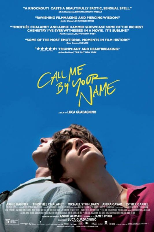 Episode 155: Call Me By Your Name