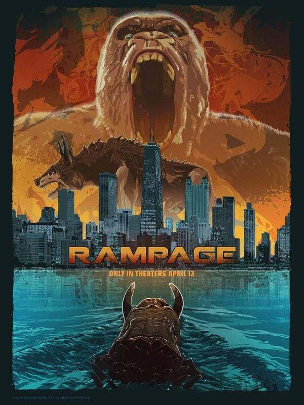 Episode 164: Rampage