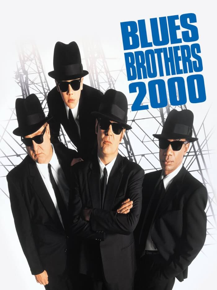 Episode 168: Blues Brothers 2000