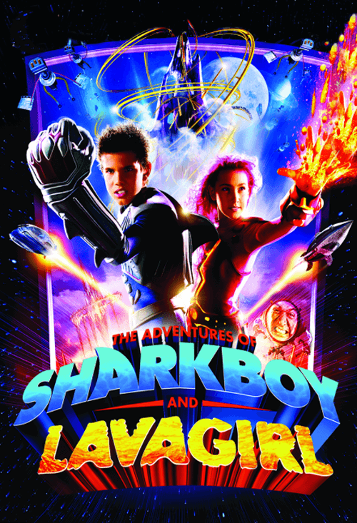 Episode 169: The Adventures of Sharkboy and Lavagirl in 3-D