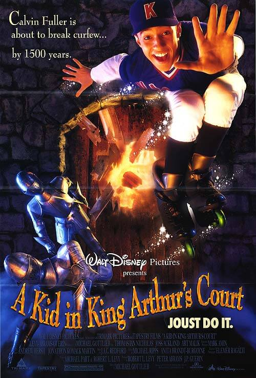 Episode 166: A Kid in King Arthur's Court