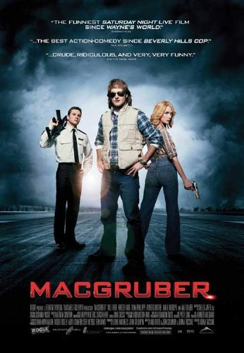 Episode 167: MacGruber