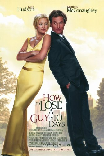 Episode 172: How to Lose a Guy in 10 Days