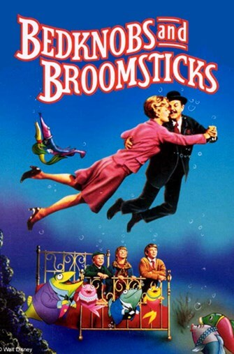 Episode 171: Bedknobs and Broomsticks