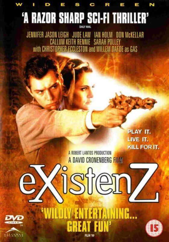 Episode 189: eXistenZ