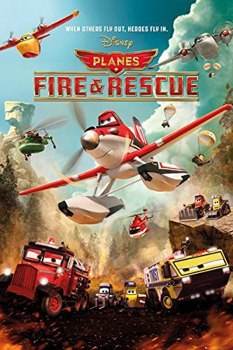 Episode 194: Planes: Fire and Rescue
