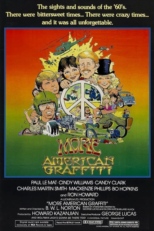 Episode 201: More American Graffiti