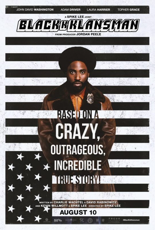 Episode 208: Blackkklansman