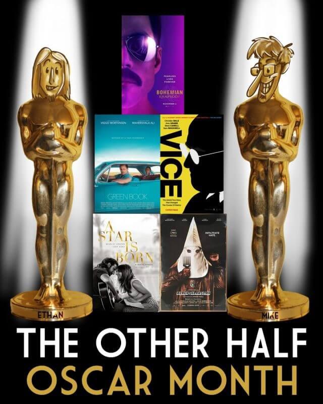 BONUS EPISODE: Oscars 2019