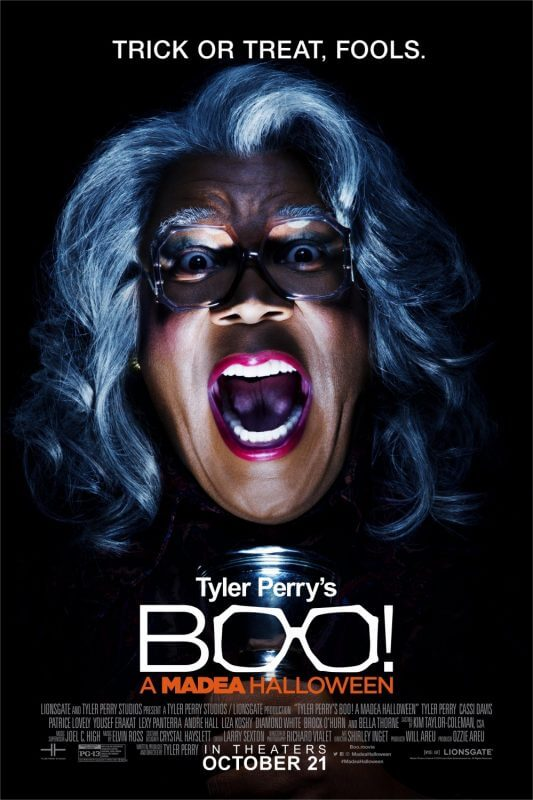 Episode 221: Boo! A Madea Halloween