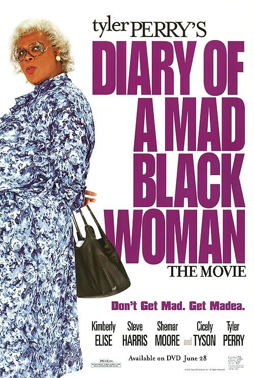 Episode 218: Diary of a Mad Black Woman