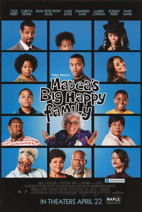 Episode 220: Madea's Big Happy Family