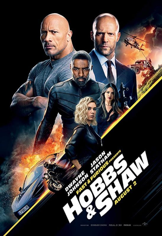 Episode 232: Fast & Furious Presents: Hobbs and Shaw