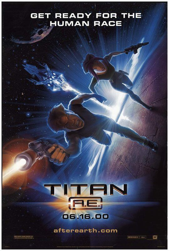 Episode 235: Titan A.E.