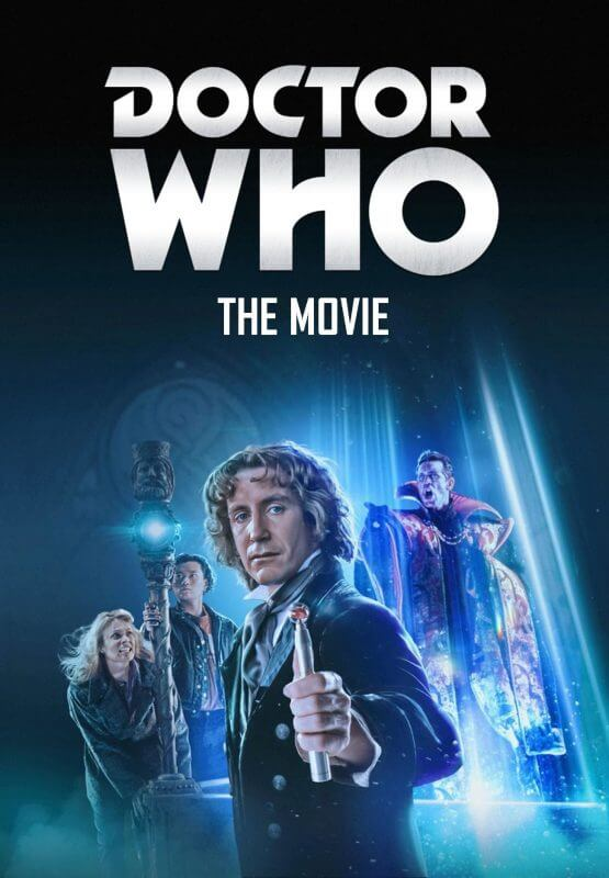 Episode 245: Doctor Who: The Movie