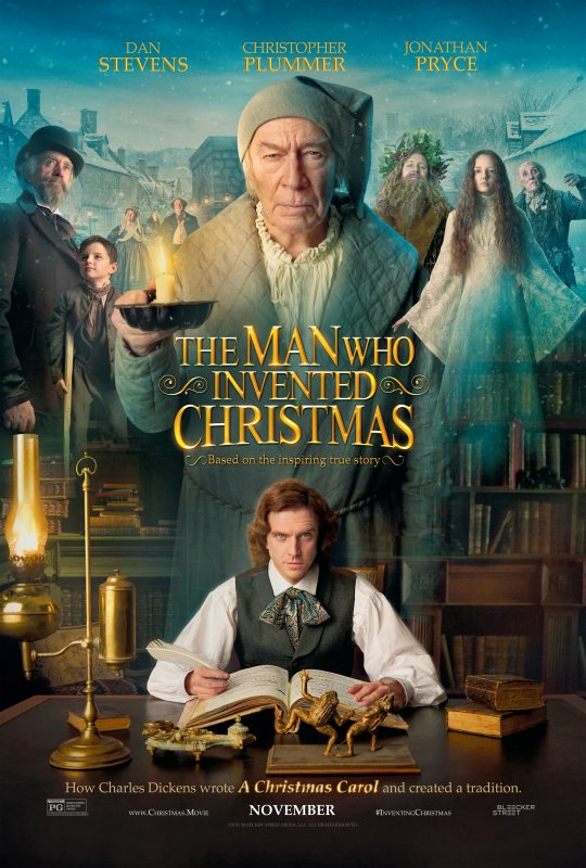 Episode 251: The Man Who Invented Christmas