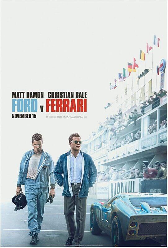 Episode 258: Ford v Ferrari