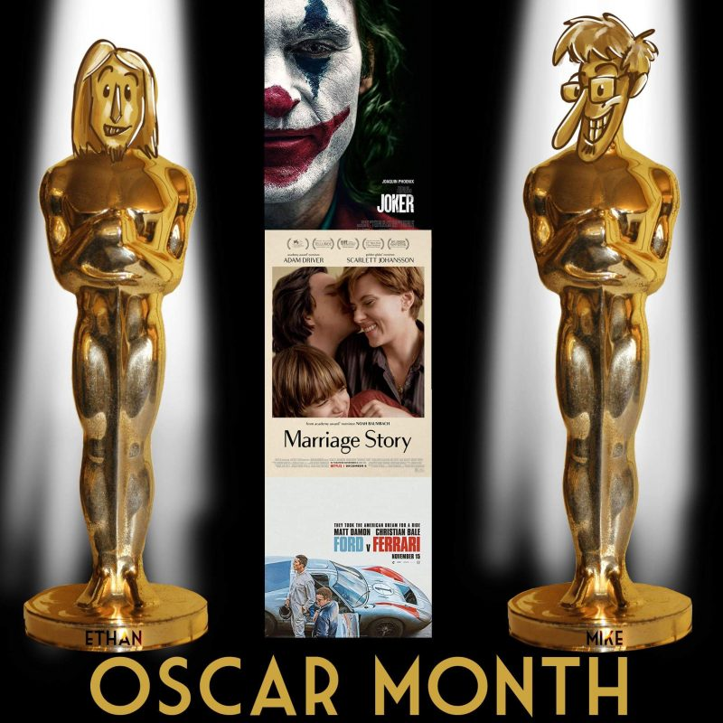 Oscar Nominations Best Picture 2020